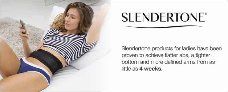 Slendertone products for ladies