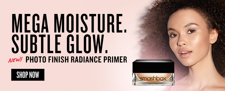 New Smashbox Radiance Primer