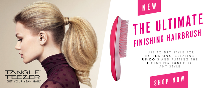 The Ultimate finishing brush from tangle teezer