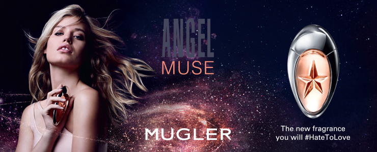 Angel Muse Mugler