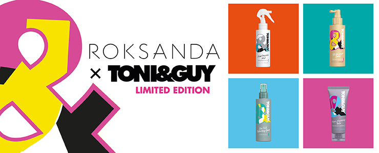 Toni & Guy Roksanda limited edition