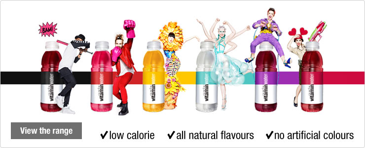 All Vitamin Water