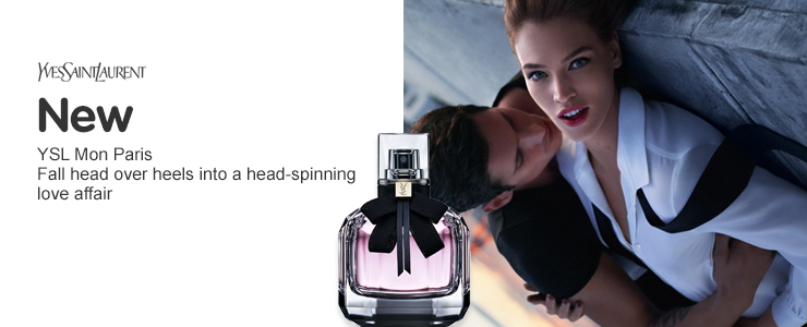 YSL New Female Fragrance (ES)