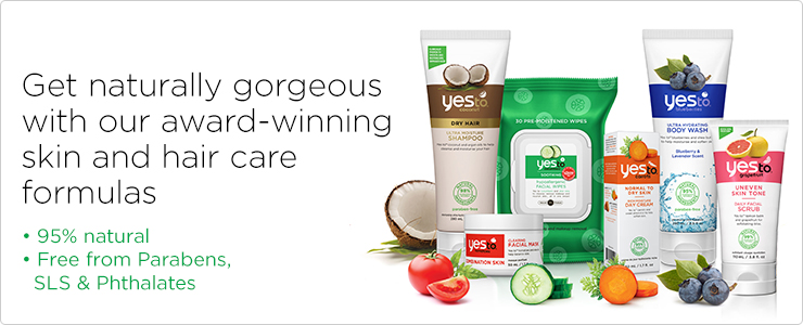 Get naturally gorgeous with our award winning skin and hair care formulas