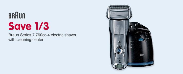 Save third braun series 7 shaver