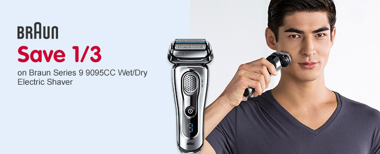 BTHP on selected Philips Shavers OOTW