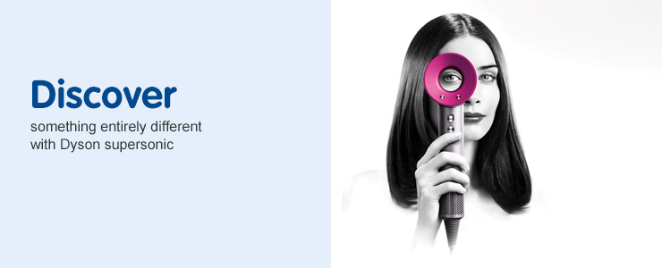 New Dyson Hairdryer