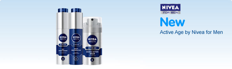 New Nivea Active Age