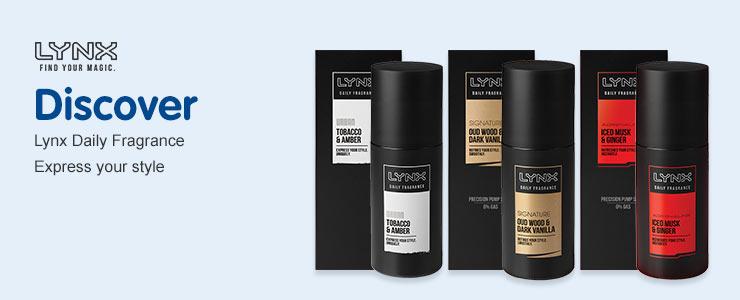 Lynx Daily Fragrance