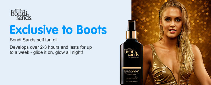 Bondi Sands Exclusive to Boots