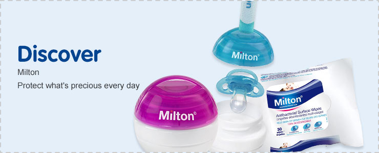 Discover Milton protect what's precious every day