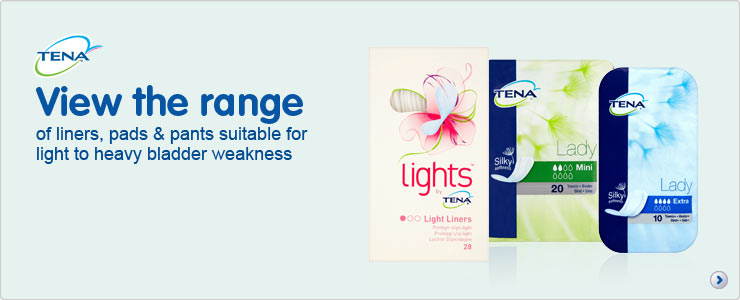 6 for 5 on selected Tena incontinence products