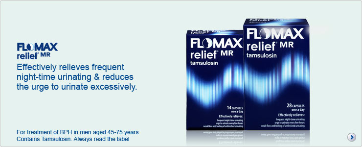 Flo max relief  effectively relieves the need for night-time urinating and reduces the urge to urinate excessively