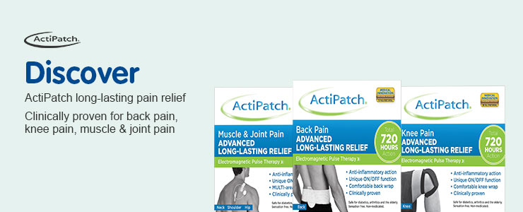 Actipatch only £19.99