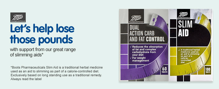 Boots Pharmaceuticals Weight Loss Supplements
