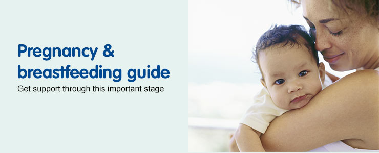 Pregnancy & Breastfeeding Guide