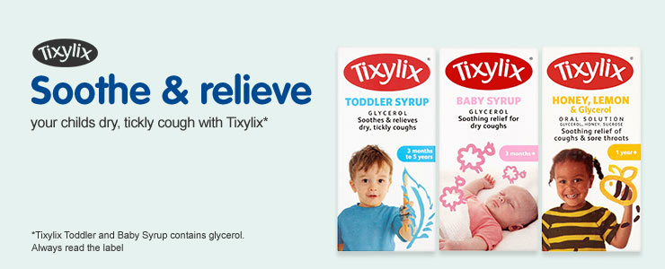 Soothe and Relieve with Tixylix