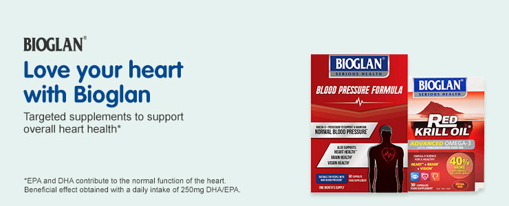 Love your heart with Bioglan