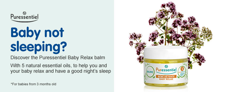 Puressentiel Baby relax and soothe balm