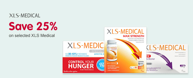 Save 25% on selected XLS Medical