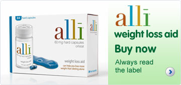 alli weight loss aid
