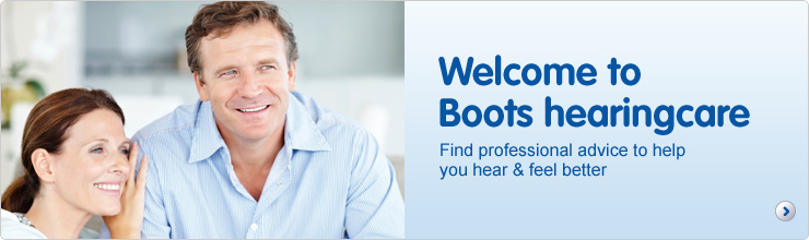 Book a Boots hearing care test. Online today