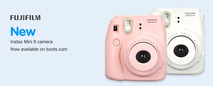 new Instax digital cameras