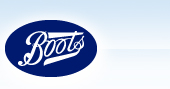 Boots homepage