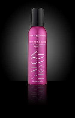 Charles Worthington Volume & Bounce Body Booster Mousse