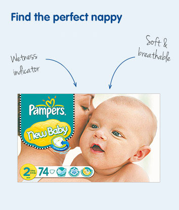 Boots guide to nappies