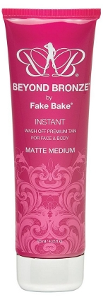 Fake Bake Beyond Bronze Wash-off Fake Tan Matte Medium