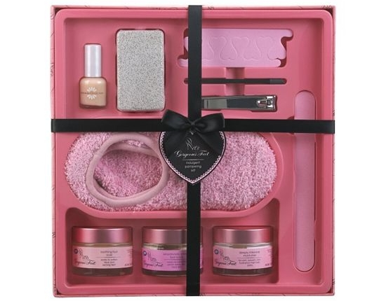 Gorgeous Feet Perfect Pedicure Kit