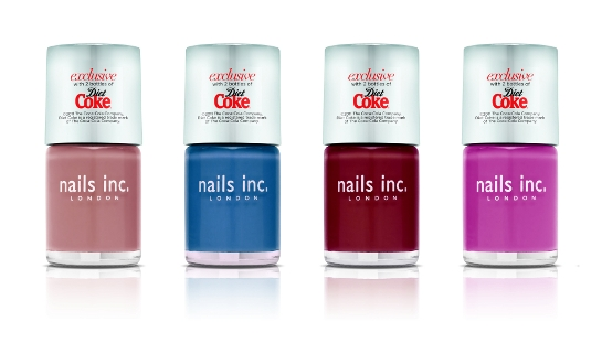 free limited edition nails inc. polish