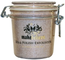 Makebelieve Spa Polish Exfoliator