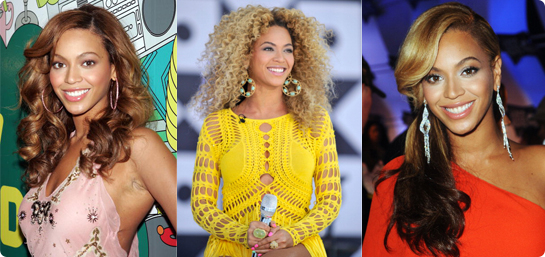 Beauty hall of fame: Beyoncé