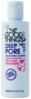 Good Things Deep Pore Anti Blemish Cleanser