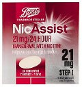 Boots Pharmaceuticals NicAssist 24 Hour Transdermal Patch 21mg