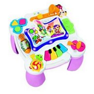 LeapFrog Learning Activity Table Pink