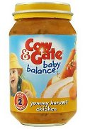 Cow & Gate Baby Balance Yummy Harvest Chicken