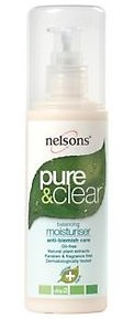 Nelsons Pure & Clear Anti-Blemish Balancing Moisturiser - 125ml