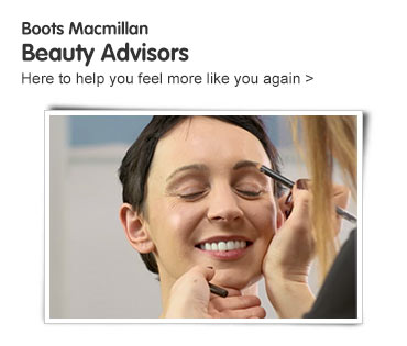 Boots Macmillan Beauty Advisors