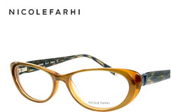 Nicole Farhi designer glasses and sunglasses