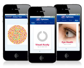 The Eye Check by Boots Opticians app