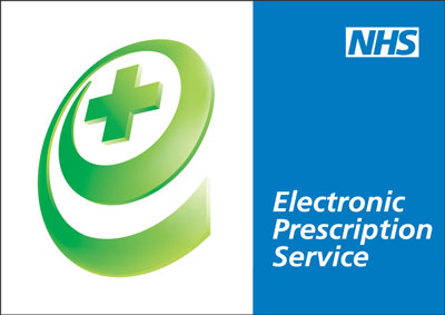 Logo for Electronic Prescription Service