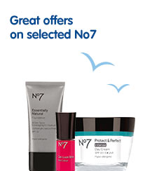 Great offers on selected No7