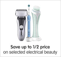 Save up to 1/2 price Electrical Beauty