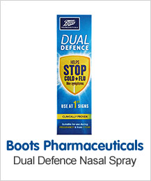 Dual Defence Nasal Spray