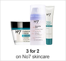 3 for 2 on selected No7