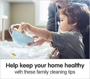 Keeping your home healthy