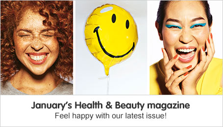 January's Health and Beauty Magazine